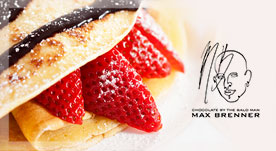 Strauss Group is selling Max Brenner to the chain's Israeli franchisees