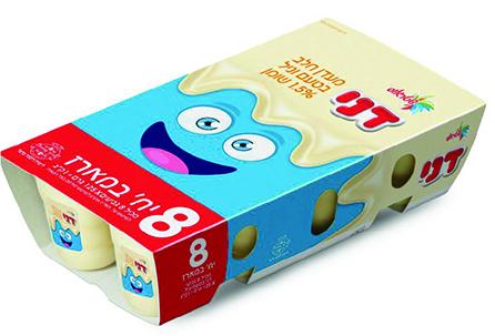8 Pack Vanilla