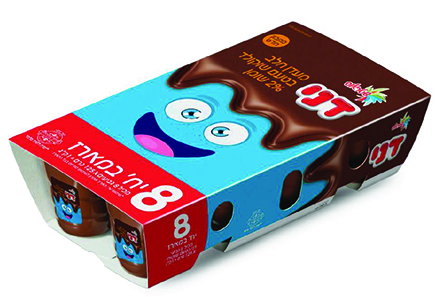 8 Pack Chocolate