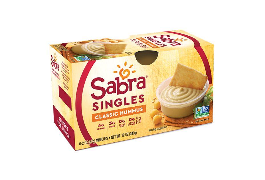 Classic Hummus Singles