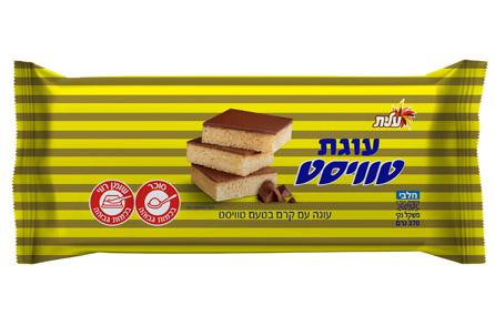 Cream Twist Cake