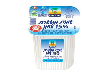 Shamenet 15% fat 200 ml