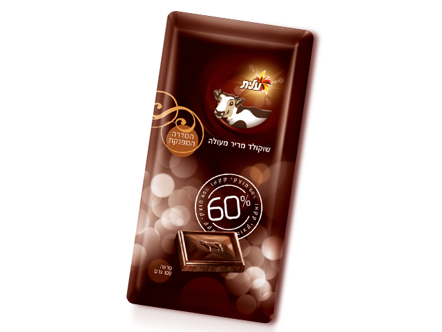 60% Cocoa Solids