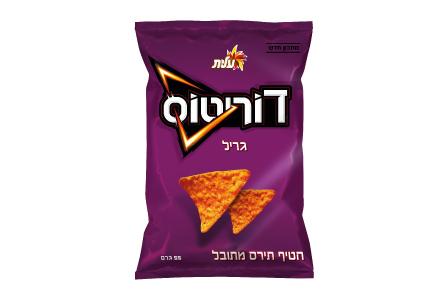 Grill Flavor Doritos