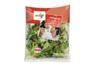 Curled veggies mix