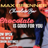 New Max Brenner branch now open in Paramus, New Jersey