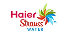 A new joint venture agreement between Strauss Water and Haier group