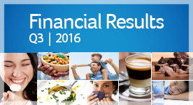 Financial Results | Third Quarter 2016