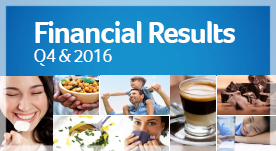 Financial Reports  2016 and Q4