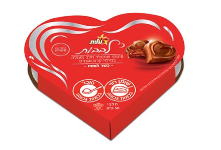 Milk Chocolate Hearts