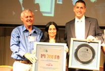 Yinon Nir Receives the Industry Lifetime Achievement Award
